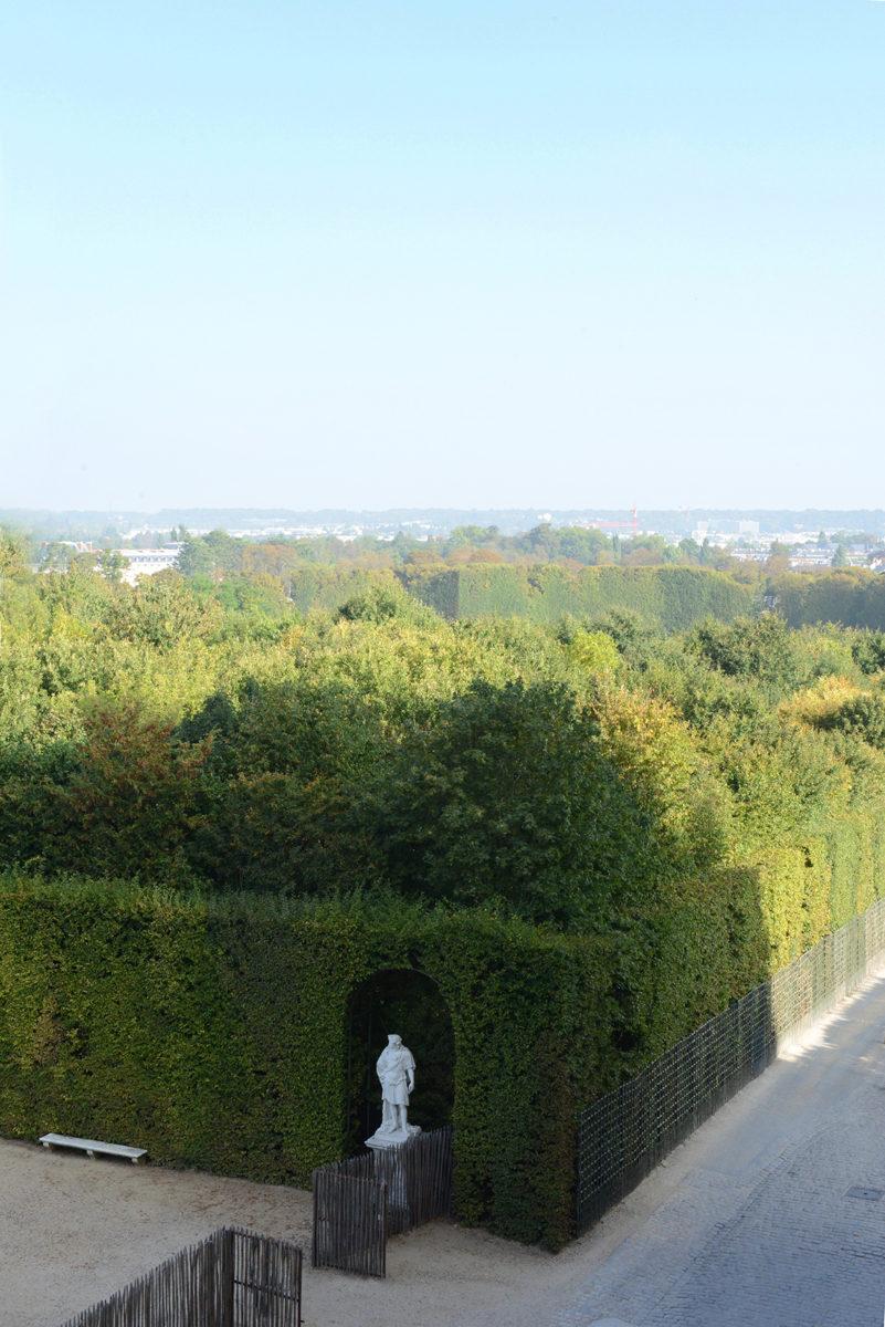 Les Carnets de Versailles - Morgane Le Gall