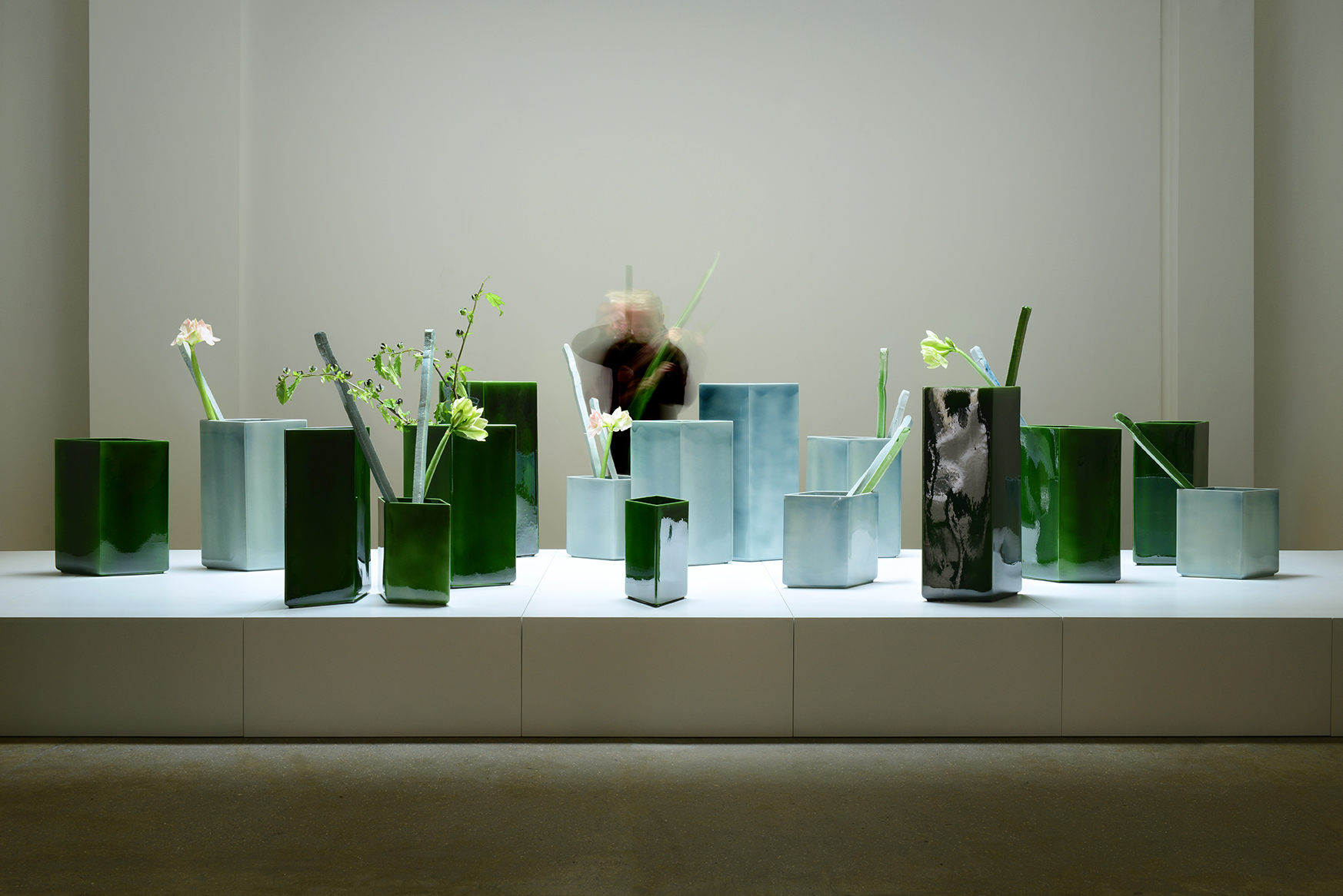 Galerie Kreo, exposition «Losange» - Morgane Le Gall