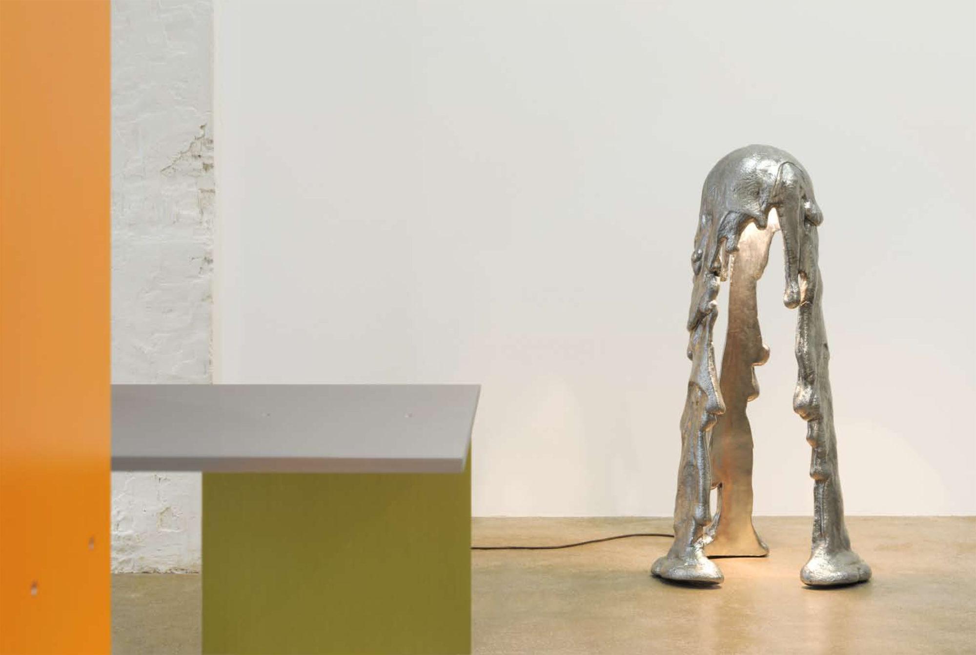 Galerie Kreo, «Seize nouvelles pièces un nouveau lieu» - Morgane Le Gall